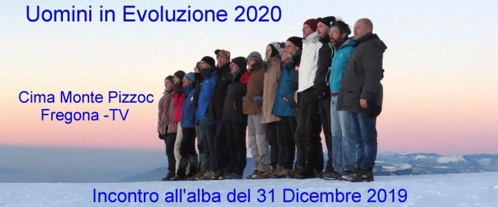 Incontro all'Alba: Uomini in Evoluzione 2020