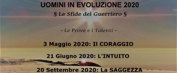 Le Sfide del Guerriero: Percorso In 3 Tappe Per Gli Uomini In Evoluzione 2020.