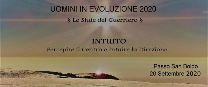 Uomini in Evoluzione: Programma 2020