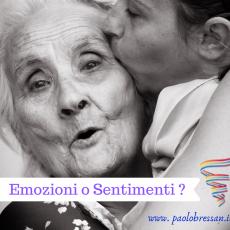 Dal provare Emozioni al produrre Sentimenti, il nostro lavoro quotidiano.