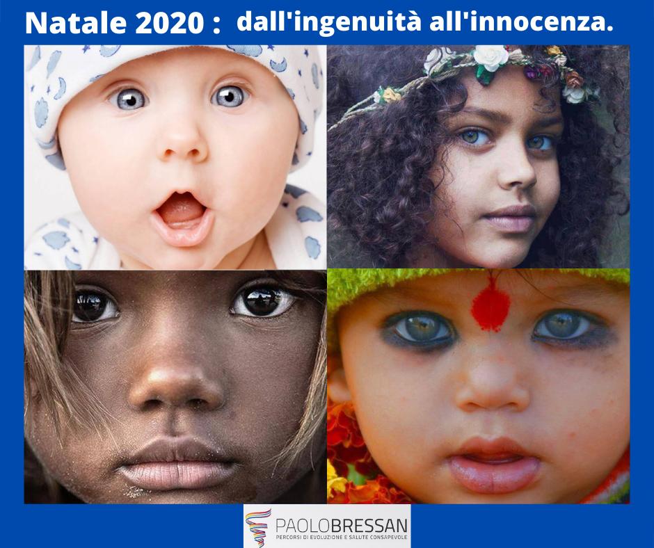 Natale 2020- dall'ingenuità all'innocenza(3)